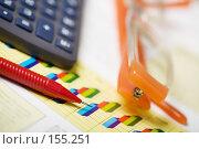 Купить «Финансовый прогноз», фото № 155251, снято 20 декабря 2007 г. (c) Олег Селезнев / Фотобанк Лори