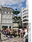 Купить «Дания. Копенгаген. Городской пейзаж», фото № 155719, снято 19 июля 2007 г. (c) Александр Секретарев / Фотобанк Лори