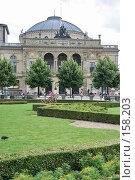 Купить «Дания. Копенгаген. Городской пейзаж», фото № 158203, снято 19 июля 2007 г. (c) Александр Секретарев / Фотобанк Лори