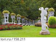 Купить «Античная скульптура. Царское Село.Санкт-Петербург.», эксклюзивное фото № 158211, снято 16 сентября 2007 г. (c) Ирина Мойсеева / Фотобанк Лори