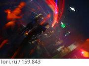 Купить «Ночной клуб. Движение на танцполе», фото № 159843, снято 4 февраля 2006 г. (c) Harry / Фотобанк Лори