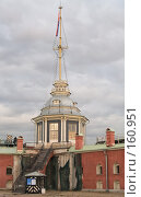 Петропавловская крепость, фото № 160951, снято 10 июня 2006 г. (c) Liseykina / Фотобанк Лори