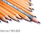 Купить «Набор чертежных карандашей», фото № 161023, снято 9 октября 2006 г. (c) Александр Паррус / Фотобанк Лори