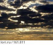 Купить «Облака», фото № 161811, снято 30 июня 2006 г. (c) Дмитрий Никитин / Фотобанк Лори