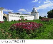 Купить «Серпухов, Подмосковье, Высоцкий монастырь», фото № 162711, снято 28 июня 2006 г. (c) ИВА Афонская / Фотобанк Лори