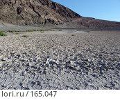 """Купить «Пустыня """"Долина Смерти"""".Фрагмент.», фото № 165047, снято 9 июня 2006 г. (c) Игорь Сидоренко / Фотобанк Лори"""