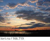 Купить «Закат», фото № 166719, снято 21 июня 2007 г. (c) Карелин Д.А. / Фотобанк Лори