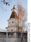 Купить «Ново-Иерусалимский монастырь», фото № 167279, снято 2 января 2008 г. (c) Лифанцева Елена / Фотобанк Лори