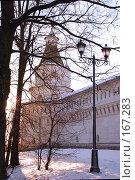 Купить «Ново-Иерусалимский монастырь», фото № 167283, снято 2 января 2008 г. (c) Лифанцева Елена / Фотобанк Лори