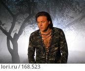 Купить «Певец и композитор Игорь Демарин», фото № 168523, снято 23 мая 2003 г. (c) Сергей Лаврентьев / Фотобанк Лори