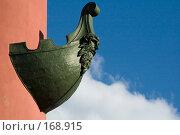 Купить «Санкт-Петербург. Ростральная колонна», эксклюзивное фото № 168915, снято 8 сентября 2006 г. (c) Александр Алексеев / Фотобанк Лори