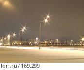Купить «Улица Северная. Нижневартовск», фото № 169299, снято 7 января 2008 г. (c) Нурулин Андрей / Фотобанк Лори