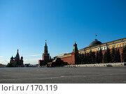 Купить «Красная площадь», фото № 170119, снято 23 июня 2007 г. (c) Петухов Геннадий / Фотобанк Лори