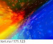 Купить «Солнечная галактика», иллюстрация № 171123 (c) ElenArt / Фотобанк Лори
