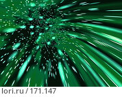 Купить «Космическая абстракция», иллюстрация № 171147 (c) ElenArt / Фотобанк Лори