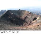 Купить «Старый кратер вулкана Этна», фото № 172431, снято 2 октября 2007 г. (c) Георгий Ильин / Фотобанк Лори