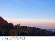 Купить «Православный монастырь Новый Афон в Абхазии», фото № 172483, снято 3 января 2007 г. (c) Бабенко Денис Юрьевич / Фотобанк Лори