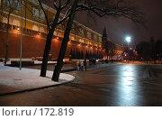 Купить «Александровский сад», фото № 172819, снято 13 декабря 2007 г. (c) Бычков Игорь / Фотобанк Лори