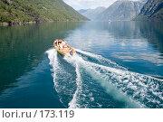 Купить «Норвегия. Фьорд», эксклюзивное фото № 173119, снято 2 августа 2006 г. (c) Александр Алексеев / Фотобанк Лори