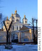 Купить «Ярославль», фото № 175531, снято 4 января 2008 г. (c) Сергей Лисов / Фотобанк Лори