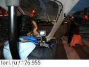 Колёсная рикша (2007 год). Стоковое фото, фотограф Вадим / Фотобанк Лори