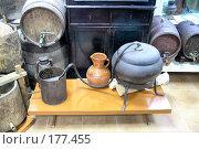 Купить «Старинный самогонный аппарат», фото № 177455, снято 2 января 2008 г. (c) Parmenov Pavel / Фотобанк Лори