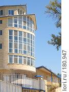 Купить «Архитектура города Анапа», фото № 180947, снято 10 июля 2007 г. (c) Федор Королевский / Фотобанк Лори
