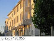 Купить «Архитектура города Анапа-утро», фото № 180955, снято 2 июля 2020 г. (c) Федор Королевский / Фотобанк Лори