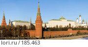 Купить «Москва.Кремль», фото № 185463, снято 6 января 2008 г. (c) Михаил Мандрыгин / Фотобанк Лори