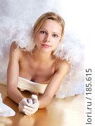 Купить «Прекрасный ангел», фото № 185615, снято 3 октября 2007 г. (c) Ольга С. / Фотобанк Лори