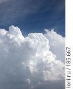 Купить «Облака», фото № 185667, снято 19 октября 2007 г. (c) Морозова Татьяна / Фотобанк Лори