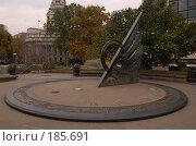 Купить «Памятник истории Лондона», фото № 185691, снято 4 ноября 2007 г. (c) Юлия Севастьянова / Фотобанк Лори