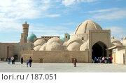 Купить «Бухара. Узбекистан», фото № 187051, снято 14 октября 2006 г. (c) Екатерина Овсянникова / Фотобанк Лори