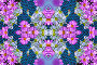 Текстура с цветами, фото № 189963, снято 21 декабря 2007 г. (c) Parmenov Pavel / Фотобанк Лори