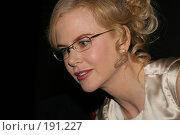 Купить «Знаменитости. Николь Кидман», фото № 191227, снято 13 октября 2006 г. (c) Денис Макаренко / Фотобанк Лори