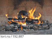 Купить «Огонь», фото № 192887, снято 1 июля 2007 г. (c) AlexValent / Фотобанк Лори