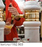 Купить «В пивном баре», фото № 192903, снято 4 сентября 2007 г. (c) Vladimirs Koskins / Фотобанк Лори