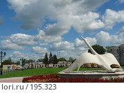 Купить «Лебедь привокзальный», фото № 195323, снято 27 июля 2007 г. (c) Беликов Вадим / Фотобанк Лори