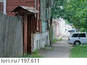 Купить «Жилой сектор Волоколамска», фото № 197611, снято 26 августа 2007 г. (c) Юрий Синицын / Фотобанк Лори