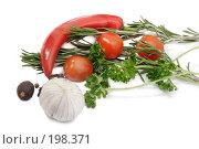 Купить «Натюрморт из овощей», фото № 198371, снято 7 февраля 2008 г. (c) Галина Ермолаева / Фотобанк Лори
