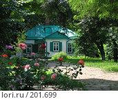 Купить «Домик А.П. Чехова в Таганроге», фото № 201699, снято 16 июня 2006 г. (c) Игорь Струков / Фотобанк Лори