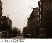 Купить «Тихий центр», фото № 202827, снято 20 октября 2007 г. (c) Беликов Вадим / Фотобанк Лори
