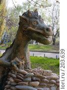 Купить «Дракон», фото № 203639, снято 19 февраля 2019 г. (c) SummeRain / Фотобанк Лори