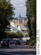 Купить «Церковь святителя Алексия и собор Александра Невского в Нижнем Новгороде», фото № 205775, снято 18 сентября 2007 г. (c) Igor Lijashkov / Фотобанк Лори