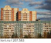 Купить «Петербургский домострой», фото № 207583, снято 20 октября 2007 г. (c) Илья Благовский / Фотобанк Лори