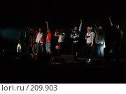 Купить «Фабрика звезд 7», фото № 209903, снято 24 февраля 2008 г. (c) Илья Малышев / Фотобанк Лори