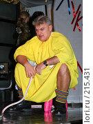 Купить «Владимир Турчинский (Динамит)», эксклюзивное фото № 215431, снято 4 декабря 2005 г. (c) Ирина Мойсеева / Фотобанк Лори