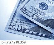 Купить «Американские деньги», фото № 218359, снято 21 сентября 2018 г. (c) ElenArt / Фотобанк Лори