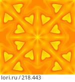 Купить «Узор», иллюстрация № 218443 (c) ElenArt / Фотобанк Лори