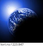 Купить «Восход», иллюстрация № 223847 (c) Валерия Потапова / Фотобанк Лори